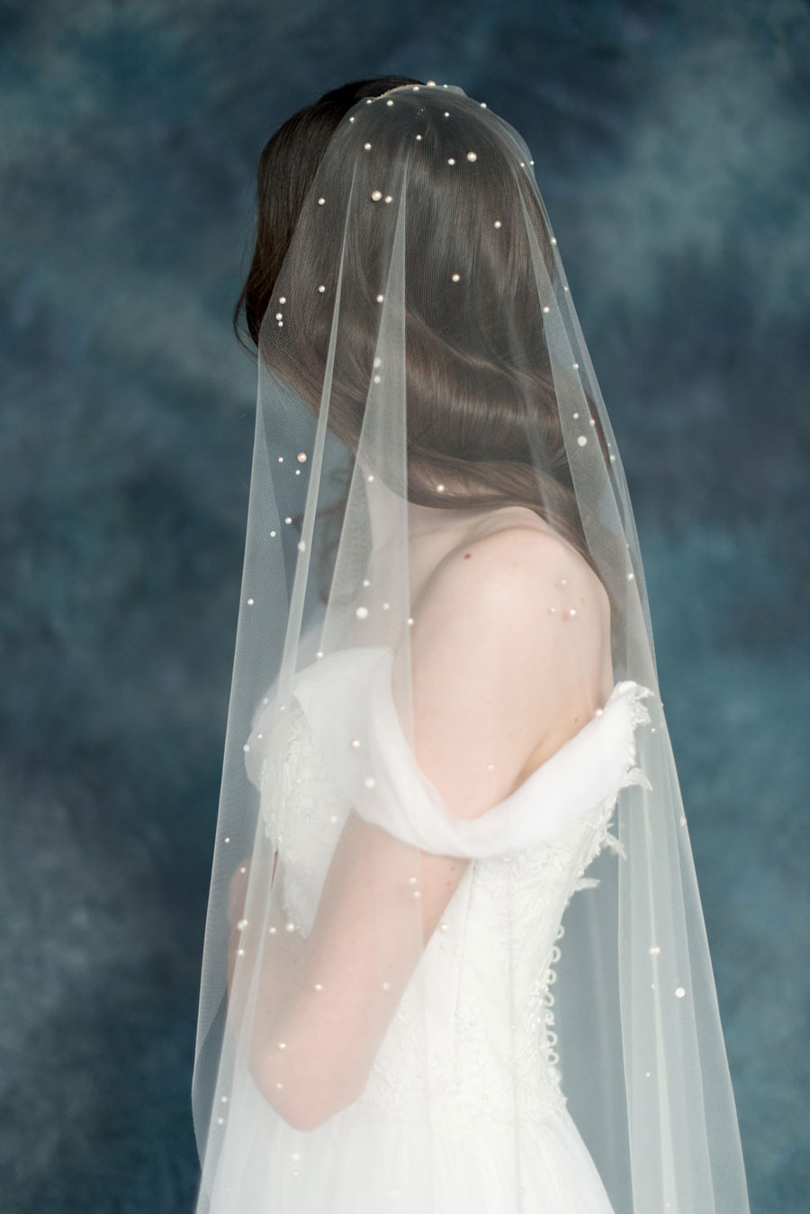Celestial Wanderer by Blair Nedeau: 2017 Bridal Adornments Collection