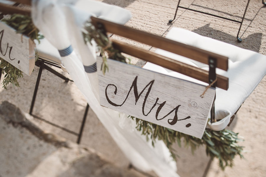Croatian Island Beach Wedding with Rustic Nautical Vibes: Nina & Matej