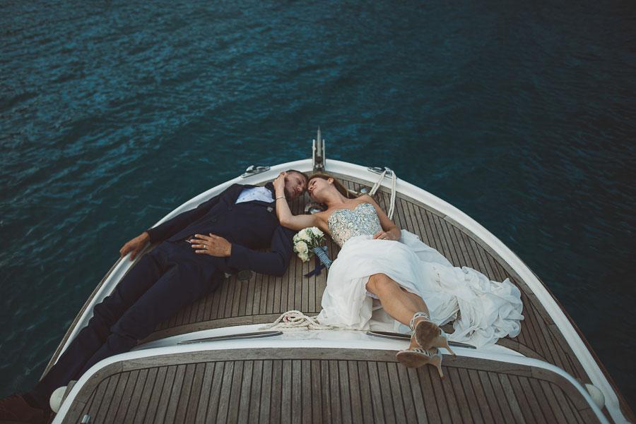Croatian Island Beach Wedding with Rustic Nautical Vibes: Nina & Matej