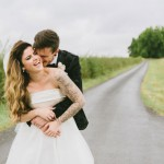 Romantic Blush Wedding With Gorgeous Tattooed Bride!