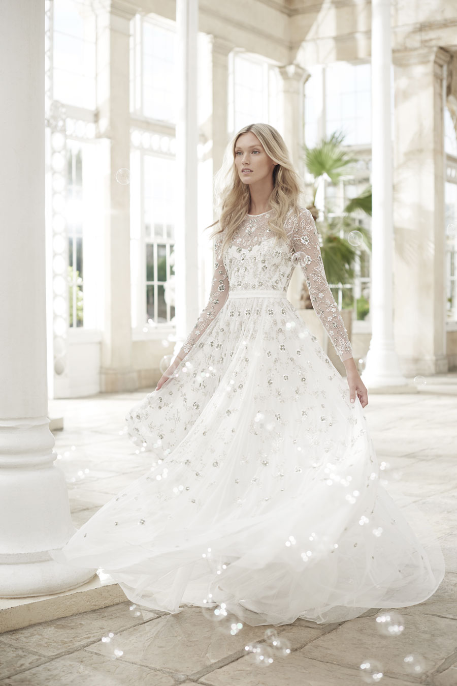Wonderfully Romantic Wedding Dresses: The Needle & Thread ...