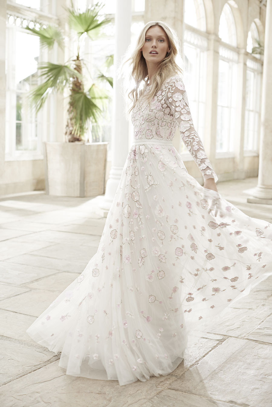 Wonderfully Romantic Wedding Dresses The Needle & Thread