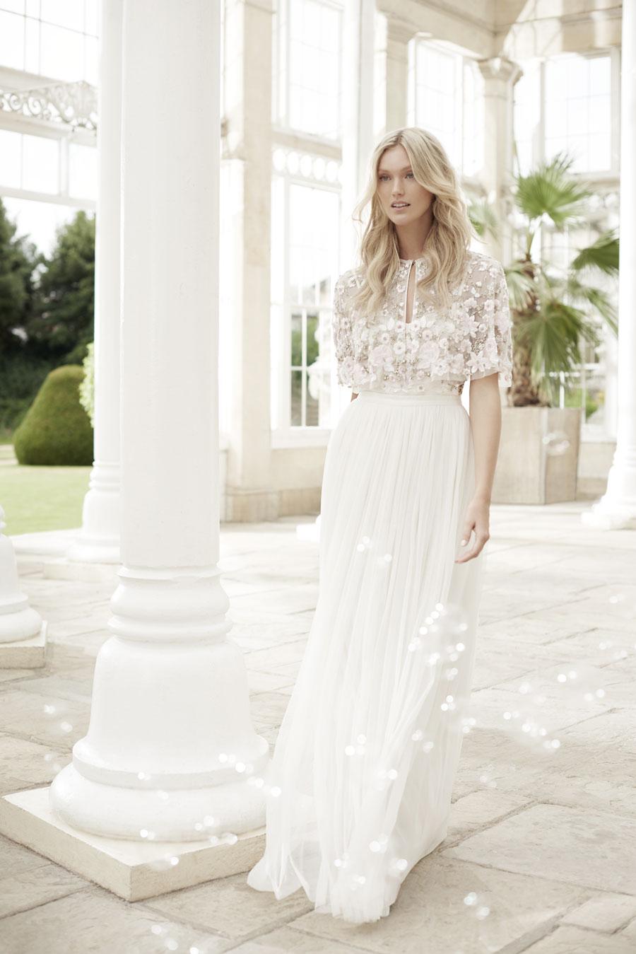 Wonderfully Romantic Wedding Dresses The Needle & Thread