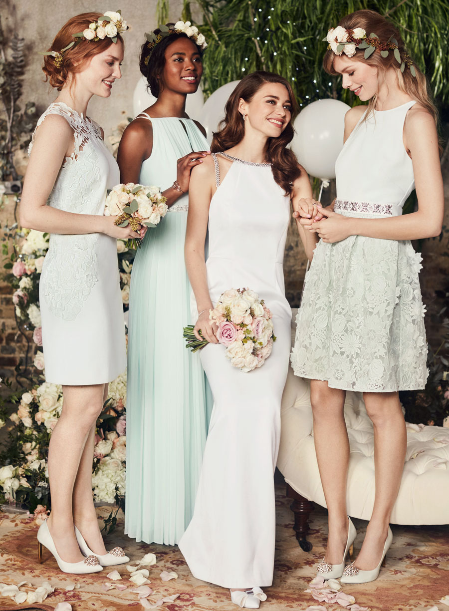 Wedwithted Exclusive Ted Baker Wedding Dress Capsule