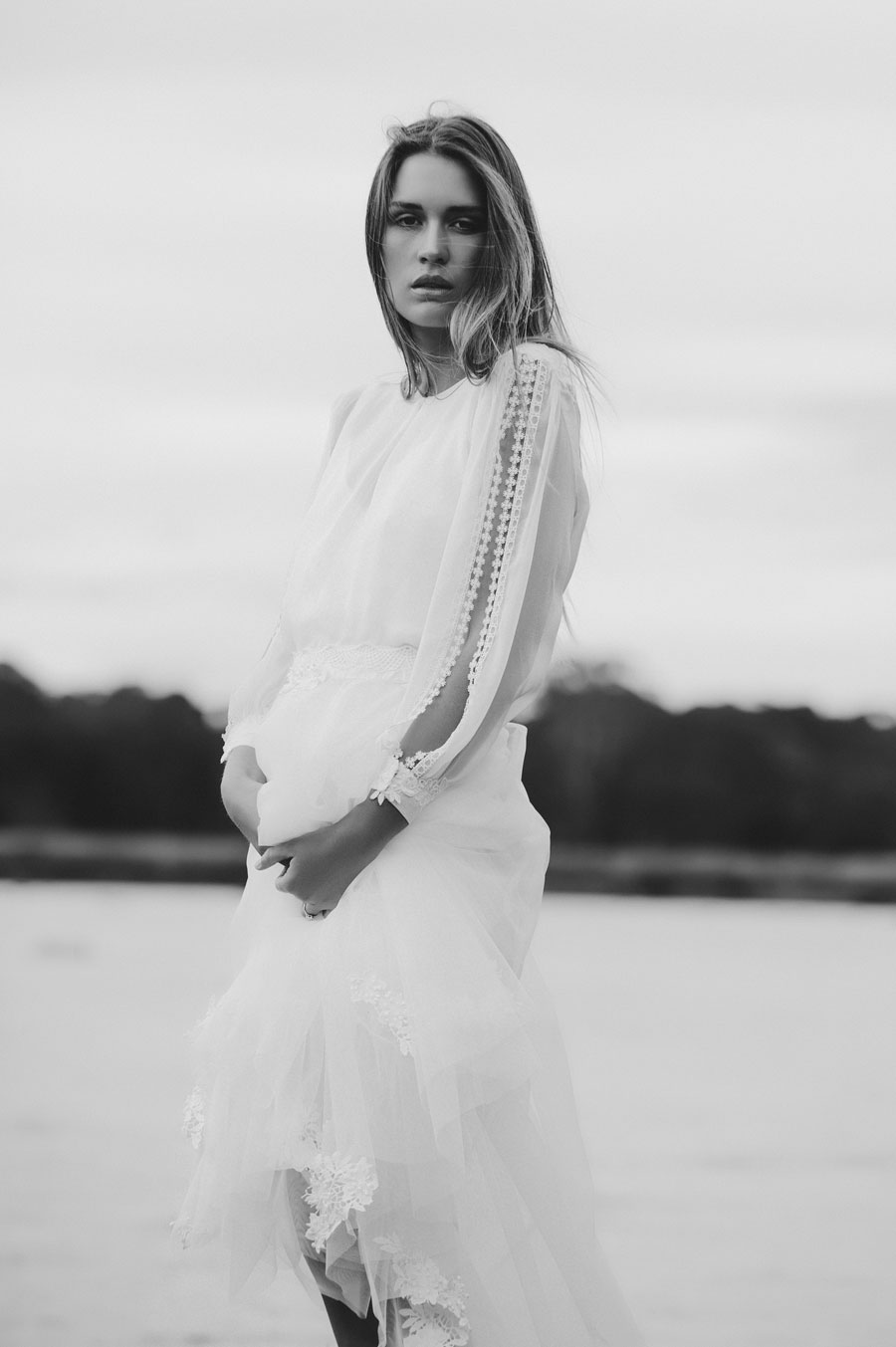 Wild Romance! A Bridal Separates Collection by Cathleen Jia