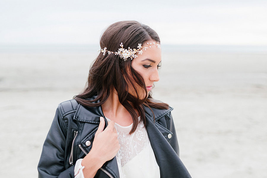 Down By The Sea! A Free-Spirited Elopement Editorial Shoot0000
