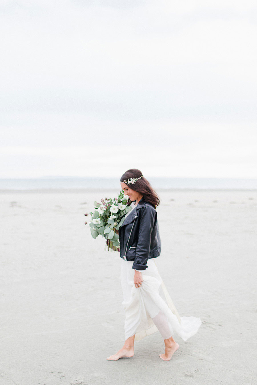 Down By The Sea! A Free-Spirited Elopement Editorial Shoot0003