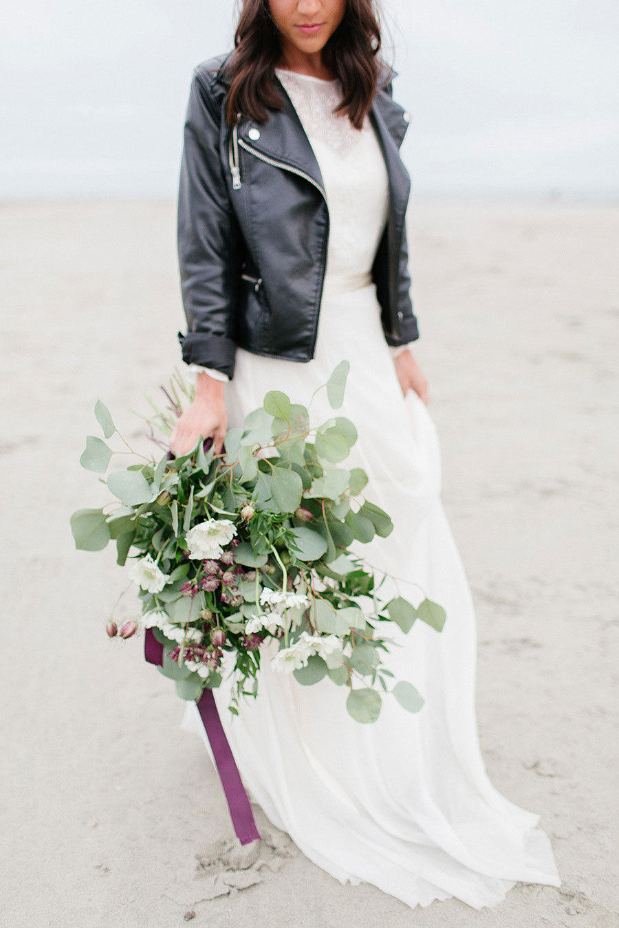 Down By The Sea! A Free-Spirited Elopement Editorial Shoot0014