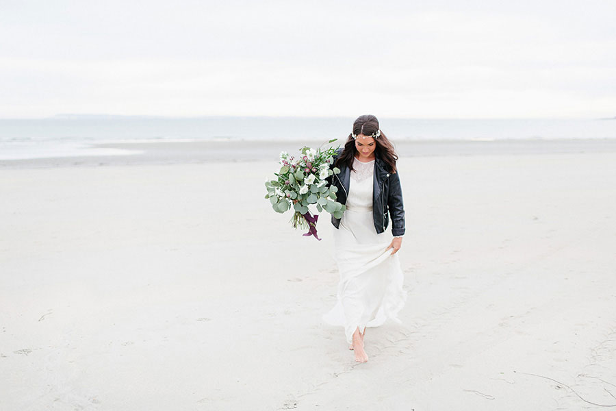Down By The Sea! A Free-Spirited Elopement Editorial Shoot0019