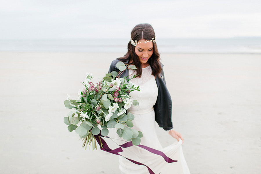 Down By The Sea! A Free-Spirited Elopement Editorial Shoot0023