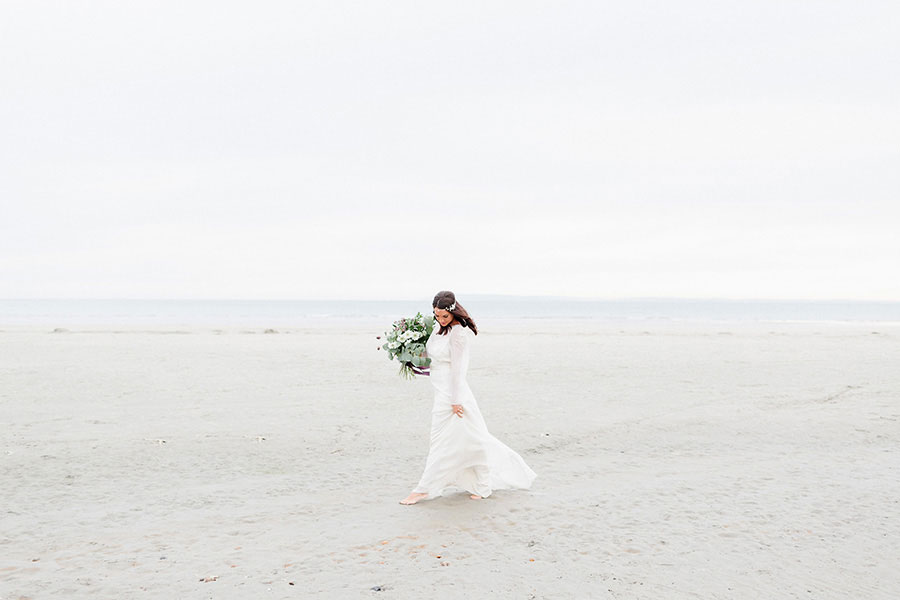 Down By The Sea! A Free-Spirited Elopement Editorial Shoot0031