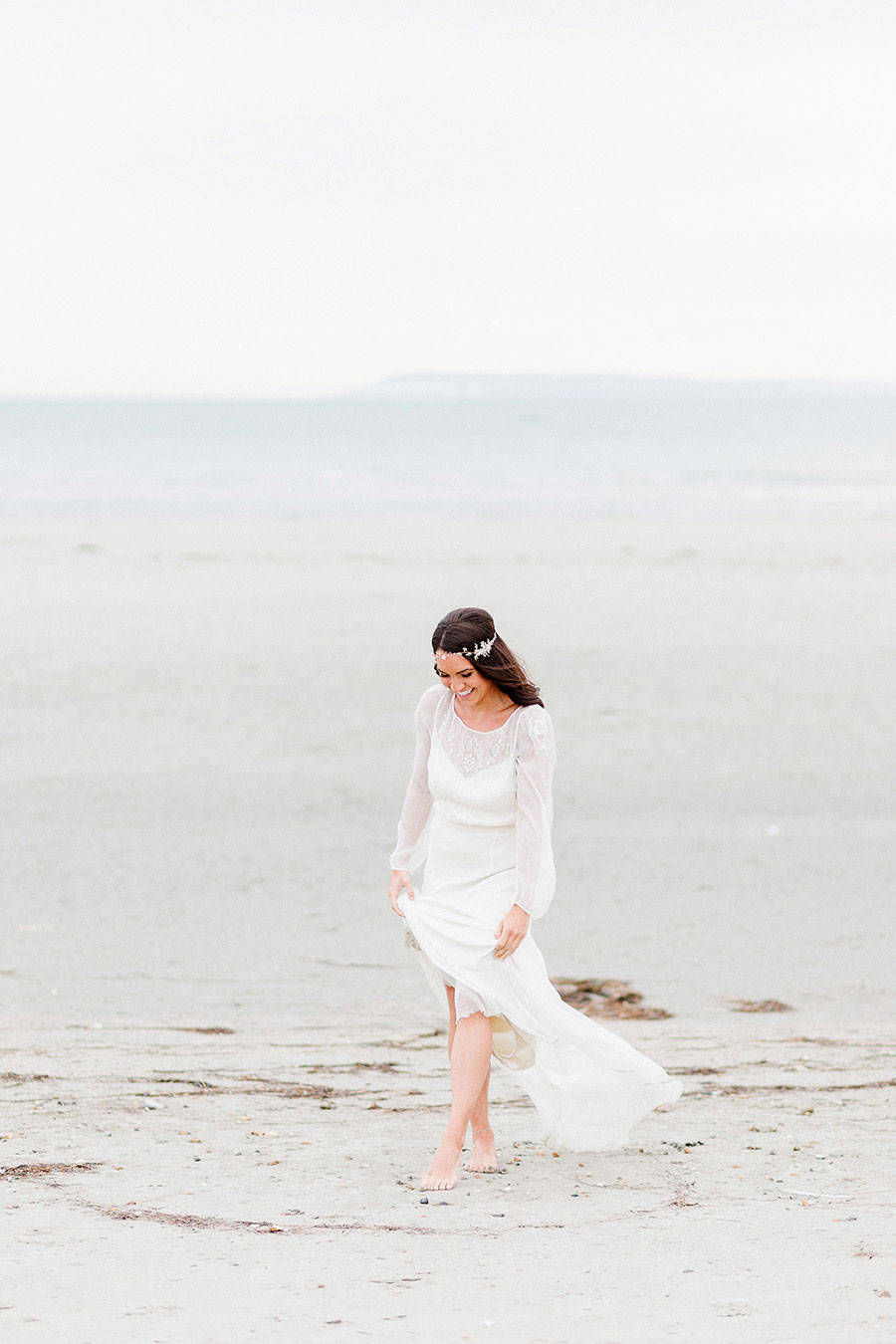 Down By The Sea! A Free-Spirited Elopement Editorial Shoot0037