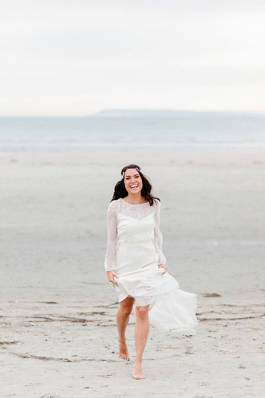 Down By The Sea! A Free-Spirited Elopement Editorial Shoot0038