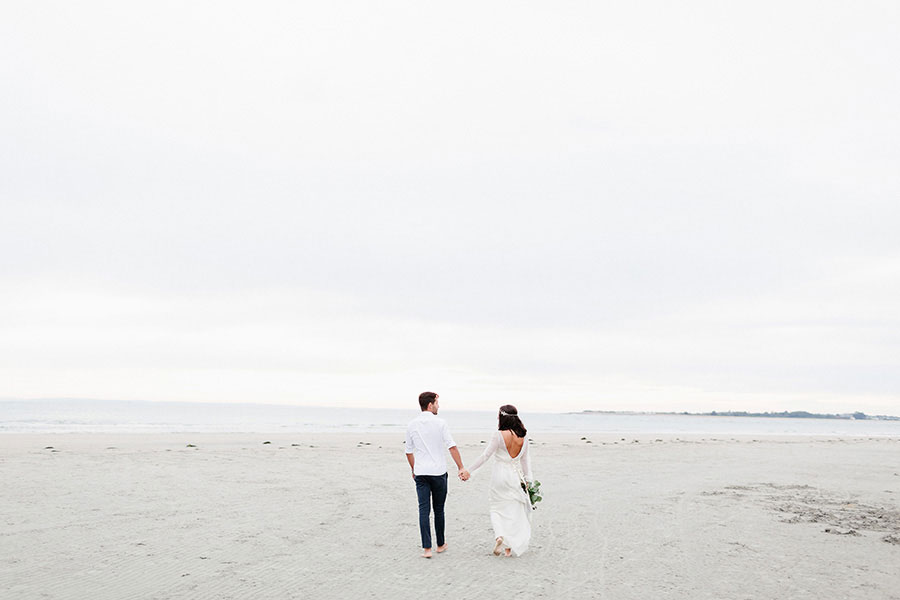 Down By The Sea! A Free-Spirited Elopement Editorial Shoot0040