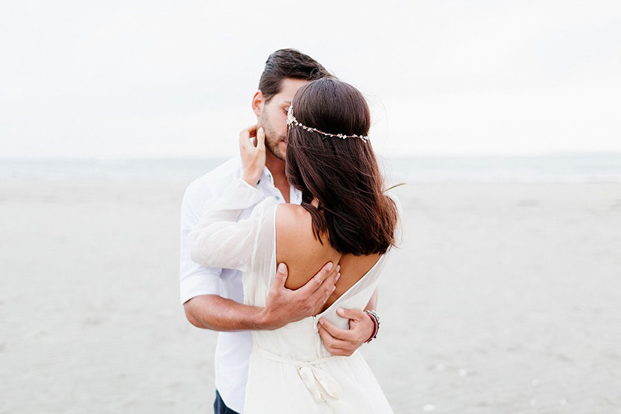 Down By The Sea! A Free-Spirited Elopement Editorial Shoot0061