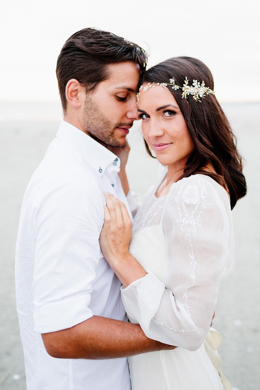 Down By The Sea! A Free-Spirited Elopement Editorial Shoot0066