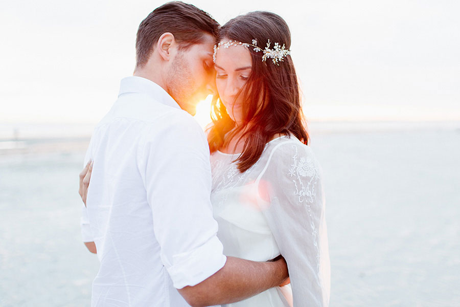 Down By The Sea! A Free-Spirited Elopement Editorial Shoot0071