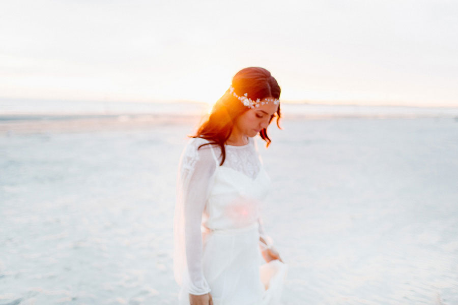 Down By The Sea! A Free-Spirited Elopement Editorial Shoot0074