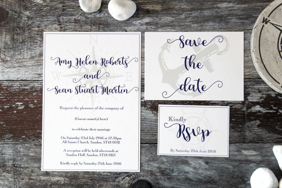 I Love and Love! Super Fresh & Pretty Wedding Stationery0000