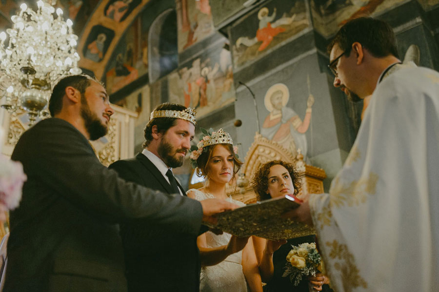 A Boho, Rock n' Roll Wedding With Old Romanian Traditions0042