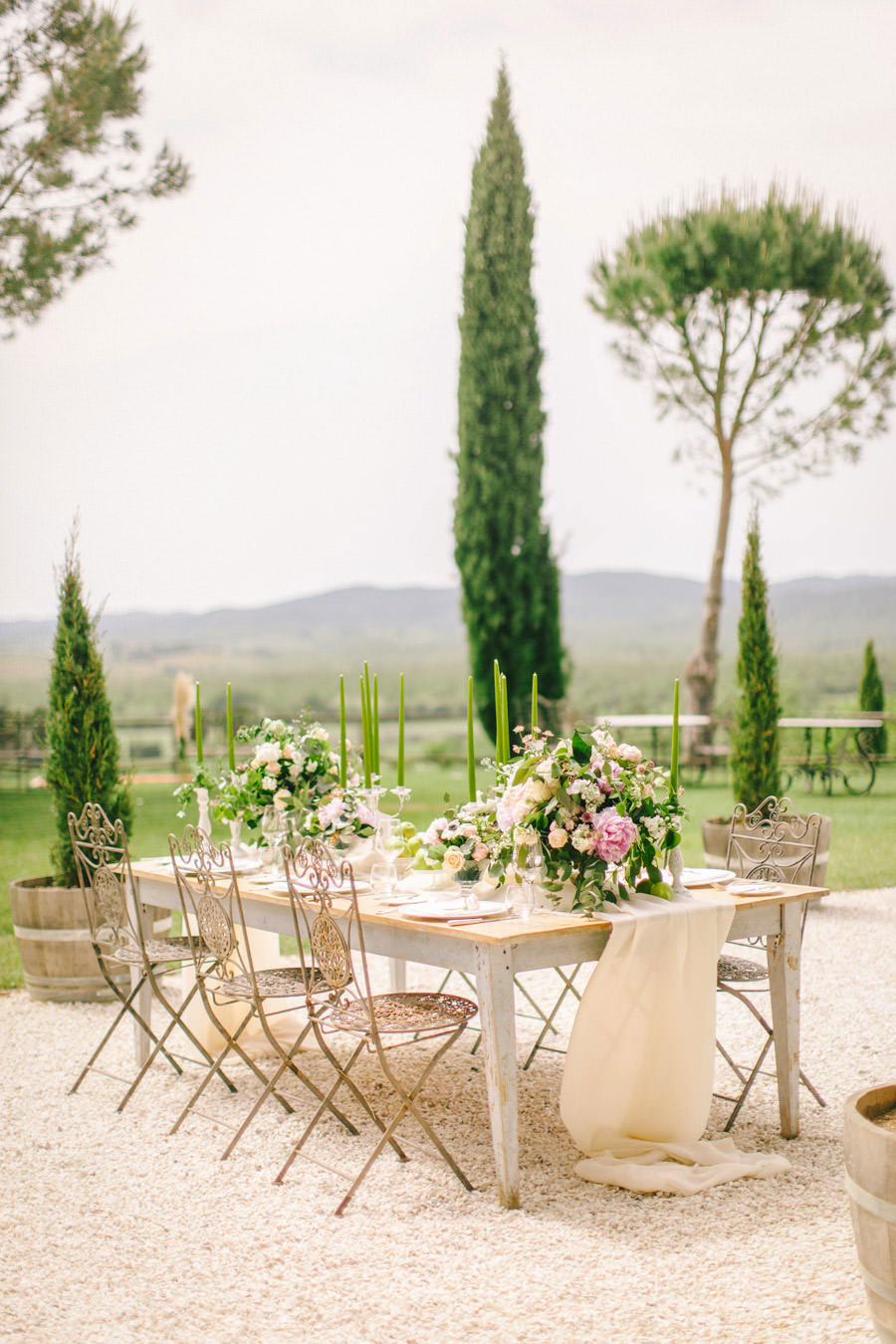 Blush, Rose & Green- A Truly Tuscan Inspired Wedding Shoot!0014