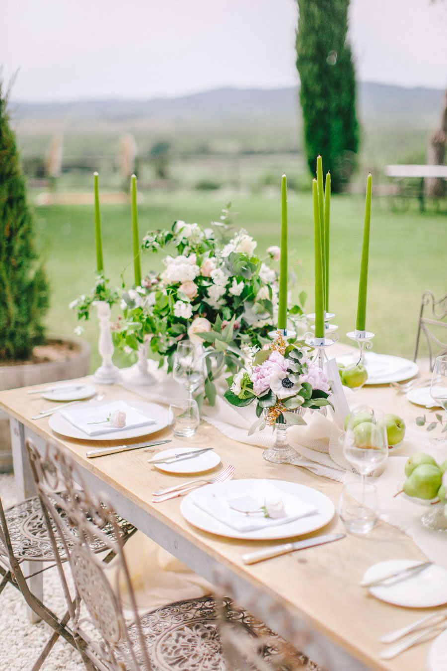 Blush, Rose & Green- A Truly Tuscan Inspired Wedding Shoot!0015
