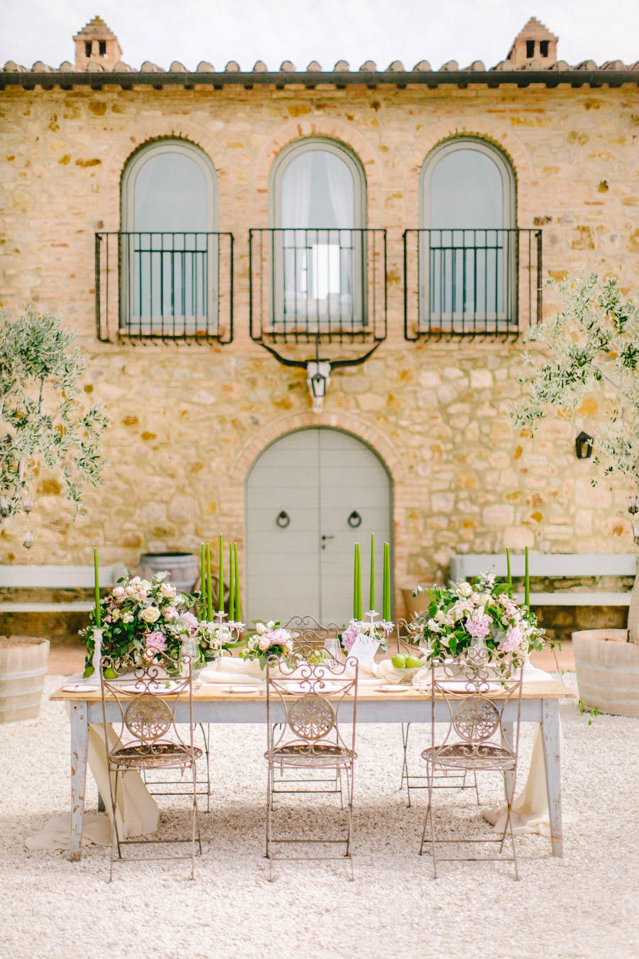 Blush, Rose & Green- A Truly Tuscan Inspired Wedding Shoot!0016