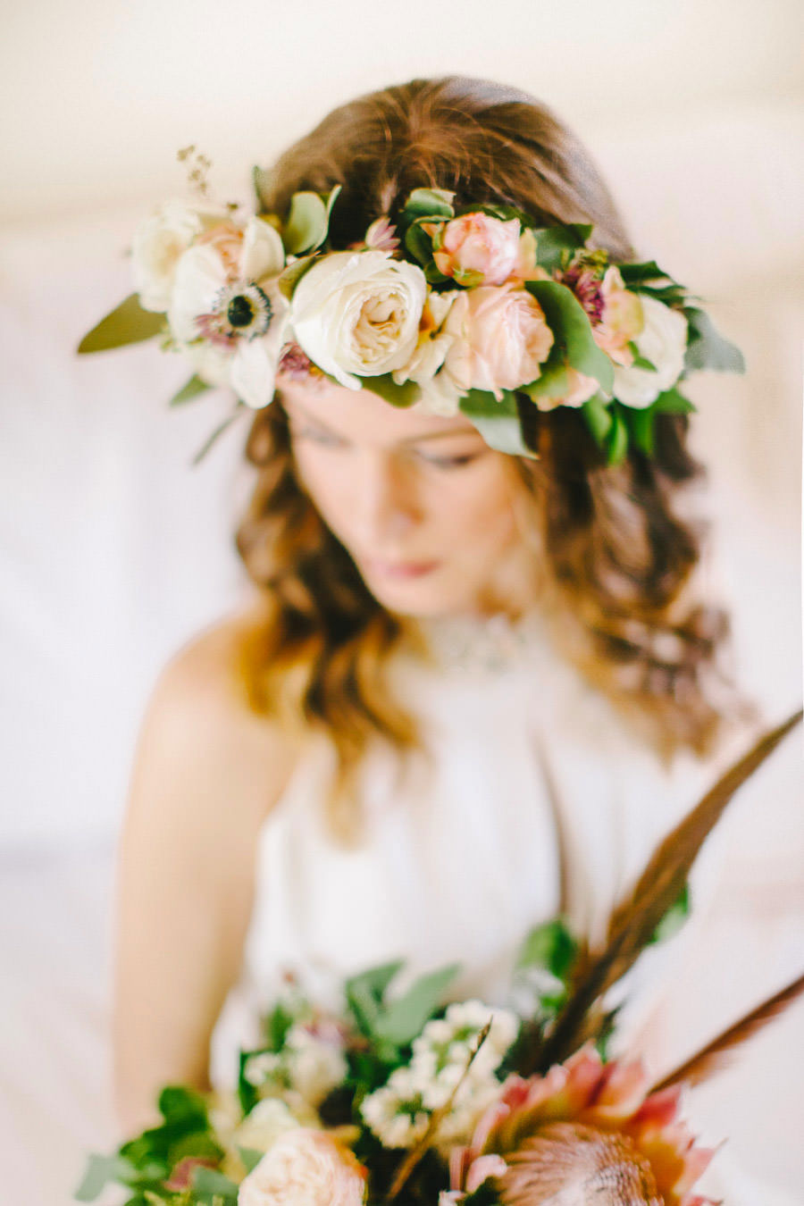 Blush, Rose & Green- A Truly Tuscan Inspired Wedding Shoot!0024