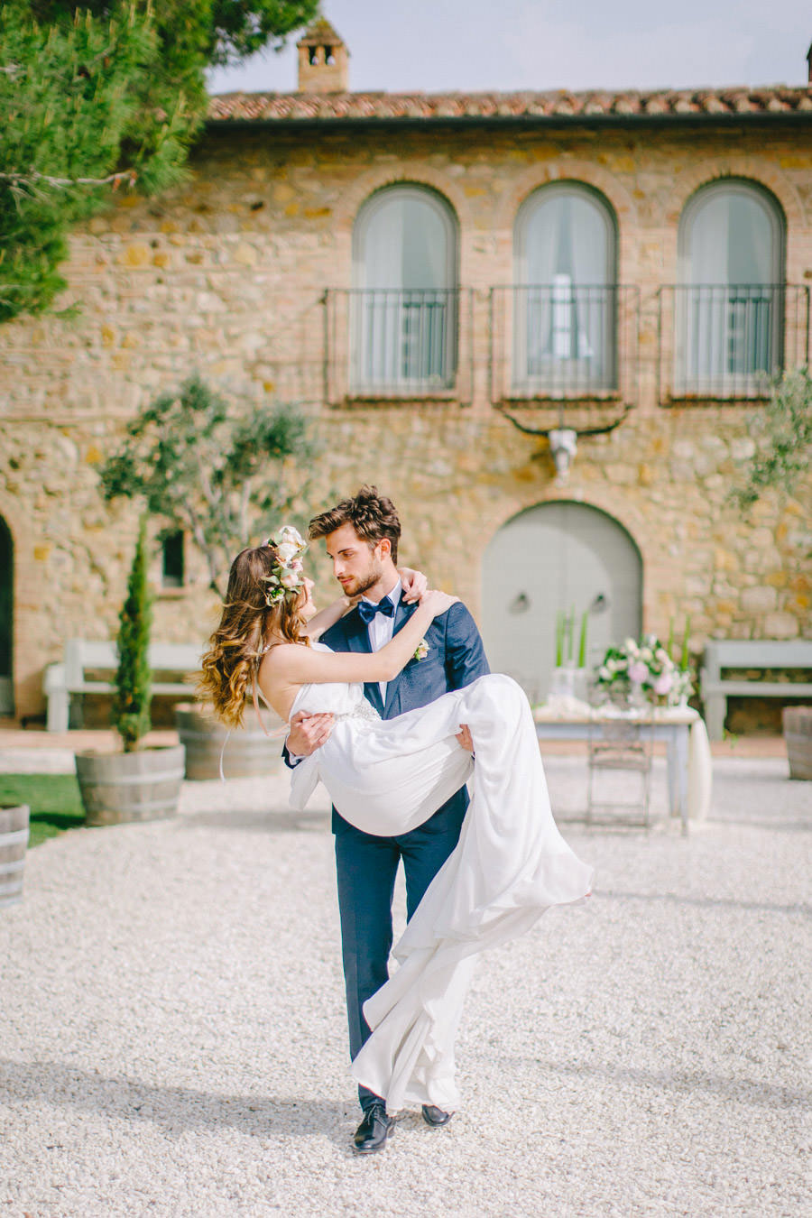 Blush, Rose & Green- A Truly Tuscan Inspired Wedding Shoot!0031