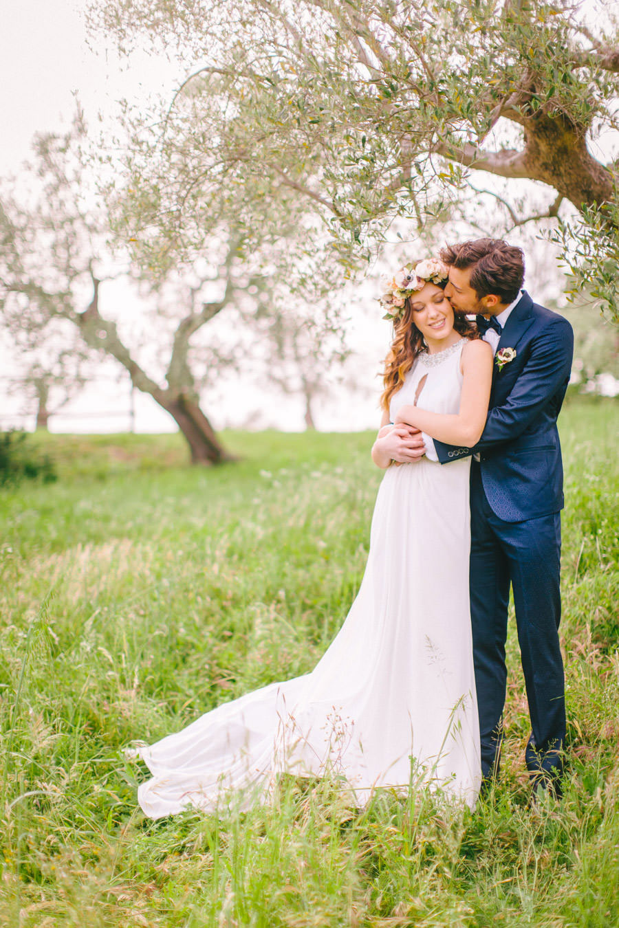 Blush, Rose & Green- A Truly Tuscan Inspired Wedding Shoot!0033
