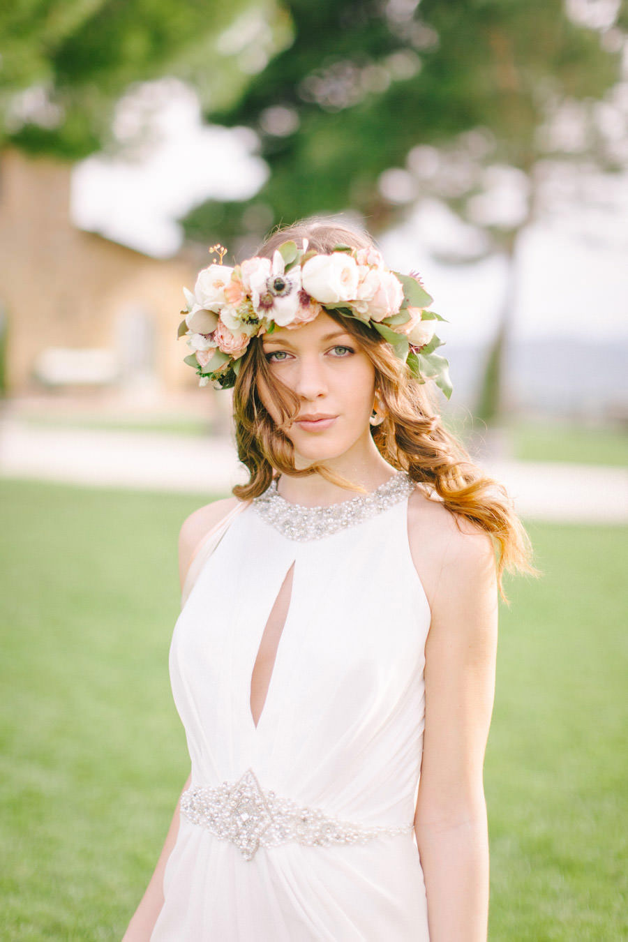Blush, Rose & Green- A Truly Tuscan Inspired Wedding Shoot!0042