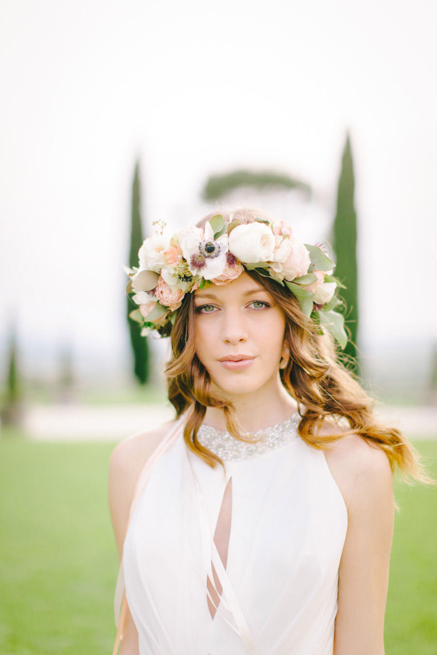 Blush, Rose & Green- A Truly Tuscan Inspired Wedding Shoot!0043
