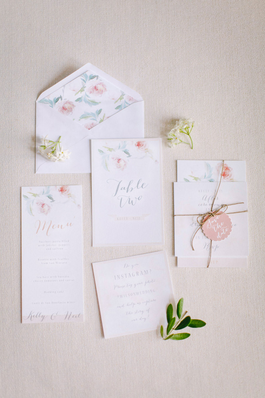 Blush, Rose & Green- A Truly Tuscan Inspired Wedding Shoot!0046