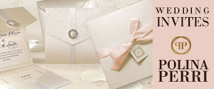 Polina Perri Wedding Stationery