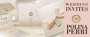 Polina Perri Wedding Stationery