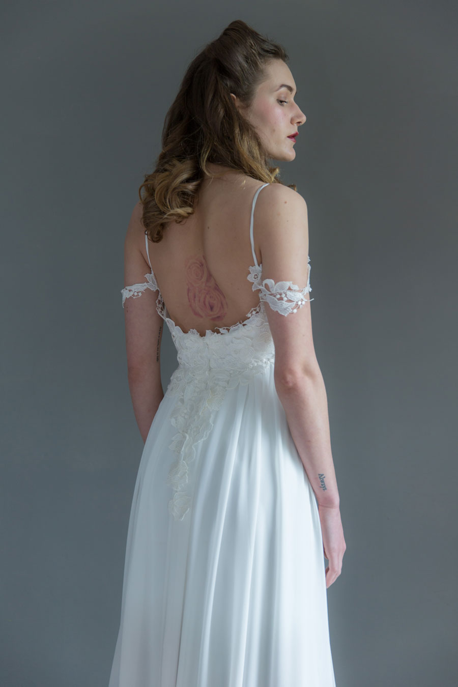 Quirky Wedding Dresses For Non-Traditional Brides- Lucy Can't Dance0010