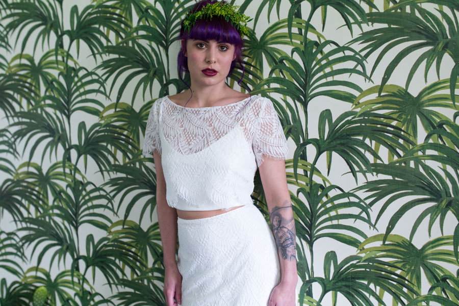 Quirky Wedding Dresses For Non-Traditional Brides- Lucy Can't Dance0014