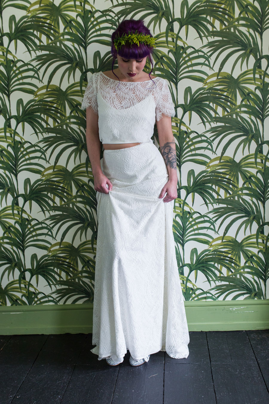 Quirky Wedding Dresses For Non-Traditional Brides- Lucy Can't Dance0015