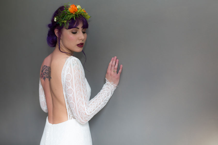Quirky Wedding Dresses For Non-Traditional Brides- Lucy Can't Dance0032