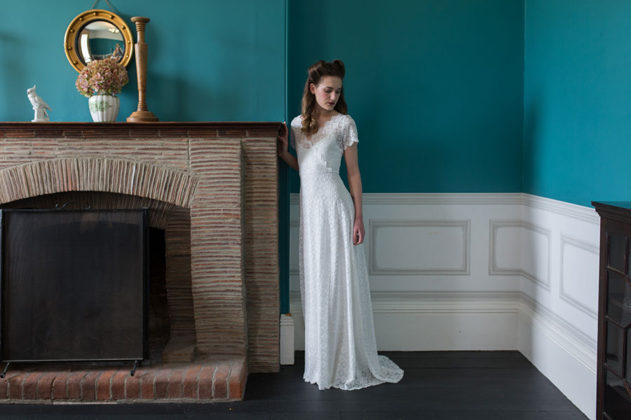 Quirky Wedding Dresses For Non-Traditional Brides- Lucy Can't Dance0034