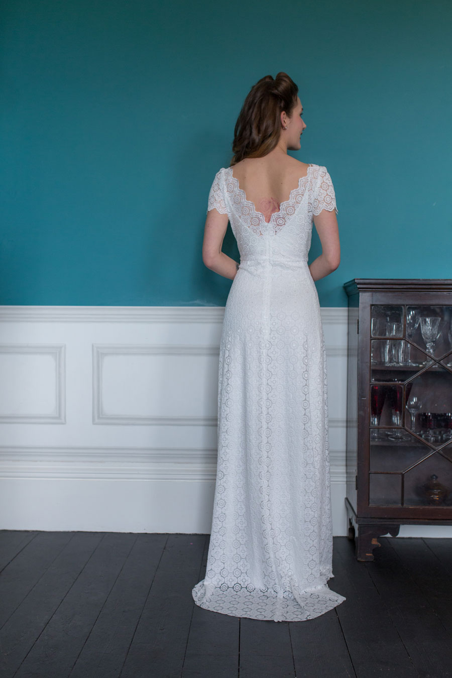 Quirky Wedding Dresses For Non-Traditional Brides- Lucy Can't Dance0036