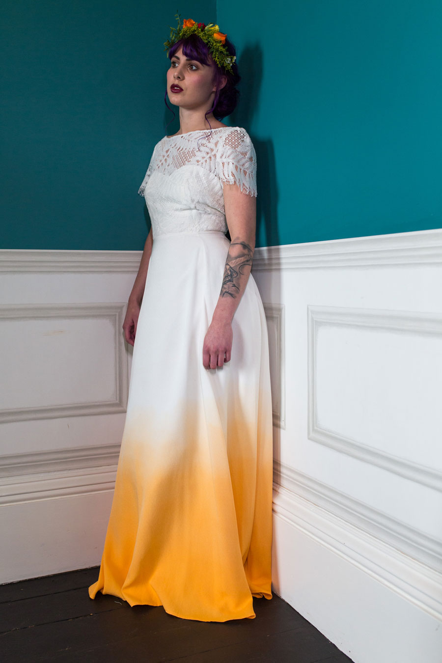 Quirky Wedding Dresses For Non-Traditional Brides- Lucy Can't Dance0038