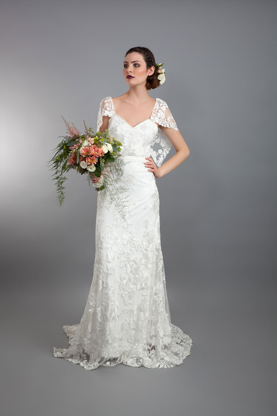 Shanna Melville Launches 2017 Bridal Collection- Wildflowers! (and it's so pretty)0017