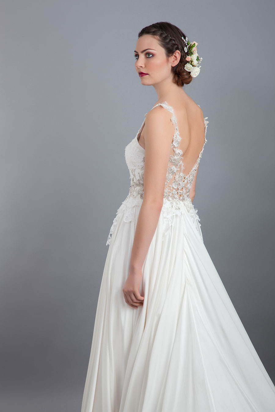 Shanna Melville Launches 2017 Bridal Collection- Wildflowers! (and it's so pretty)0023