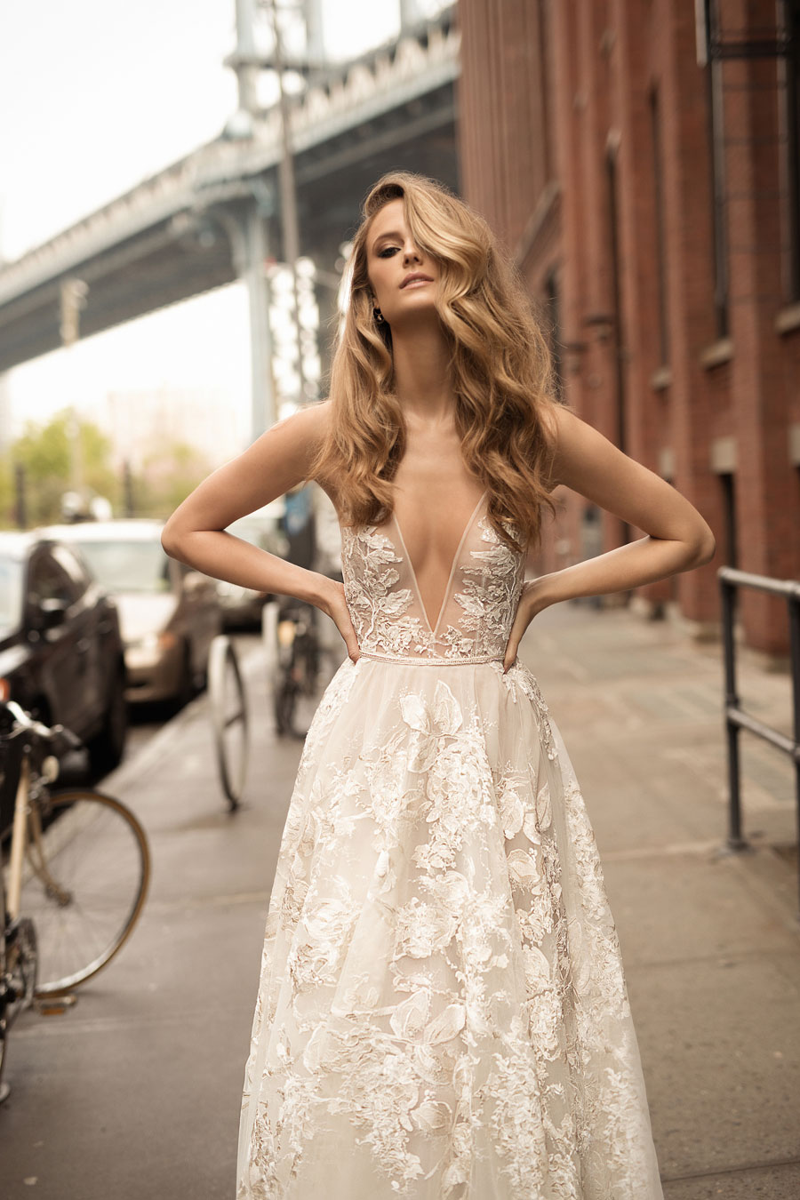 The New Bridal Collection From BERTA Is Yet Again A Standout That Brings Take On Fashion