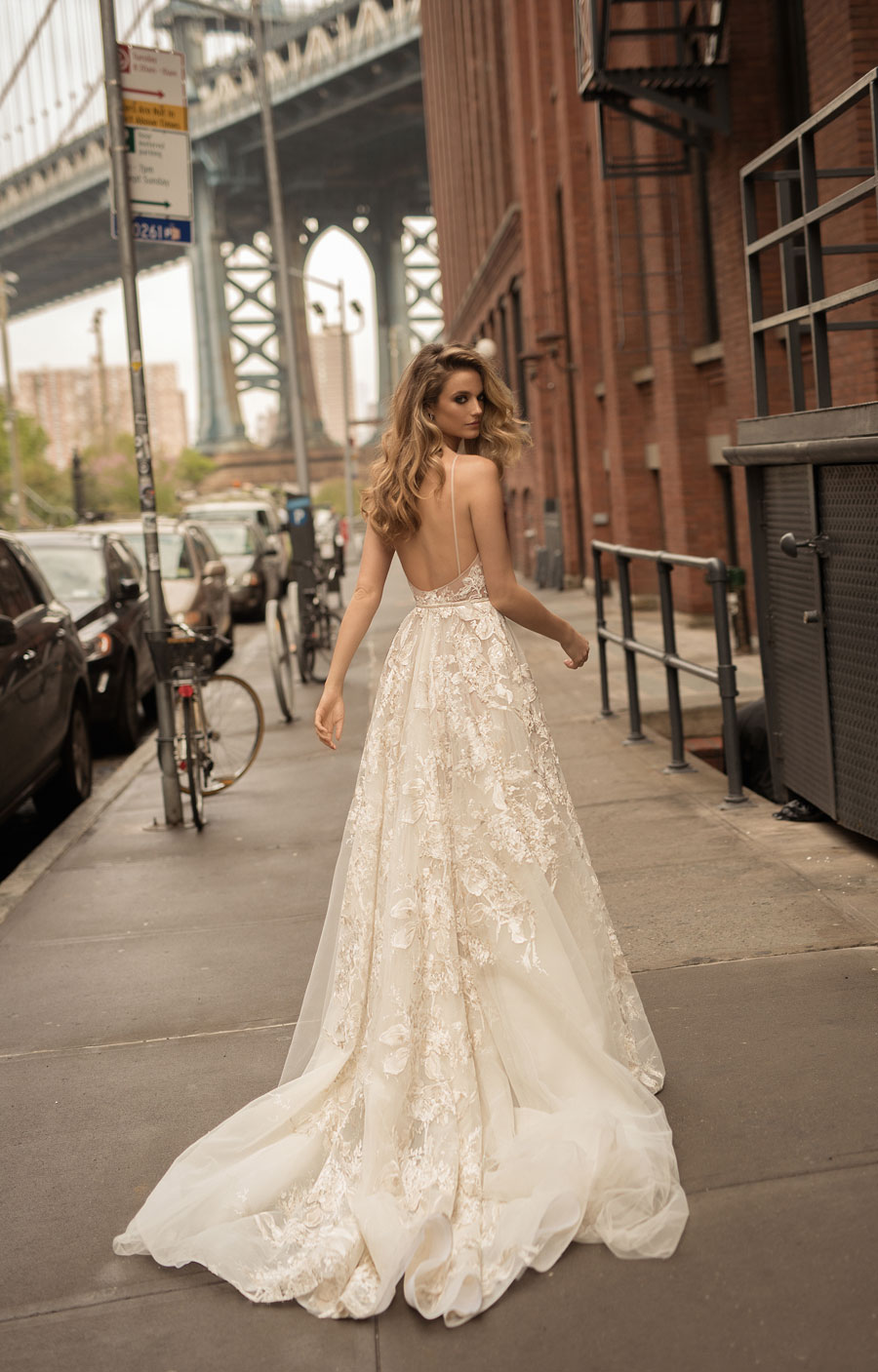 Berta Bridal 2018- The Most In-demand Wedding Dresses In The World!0007