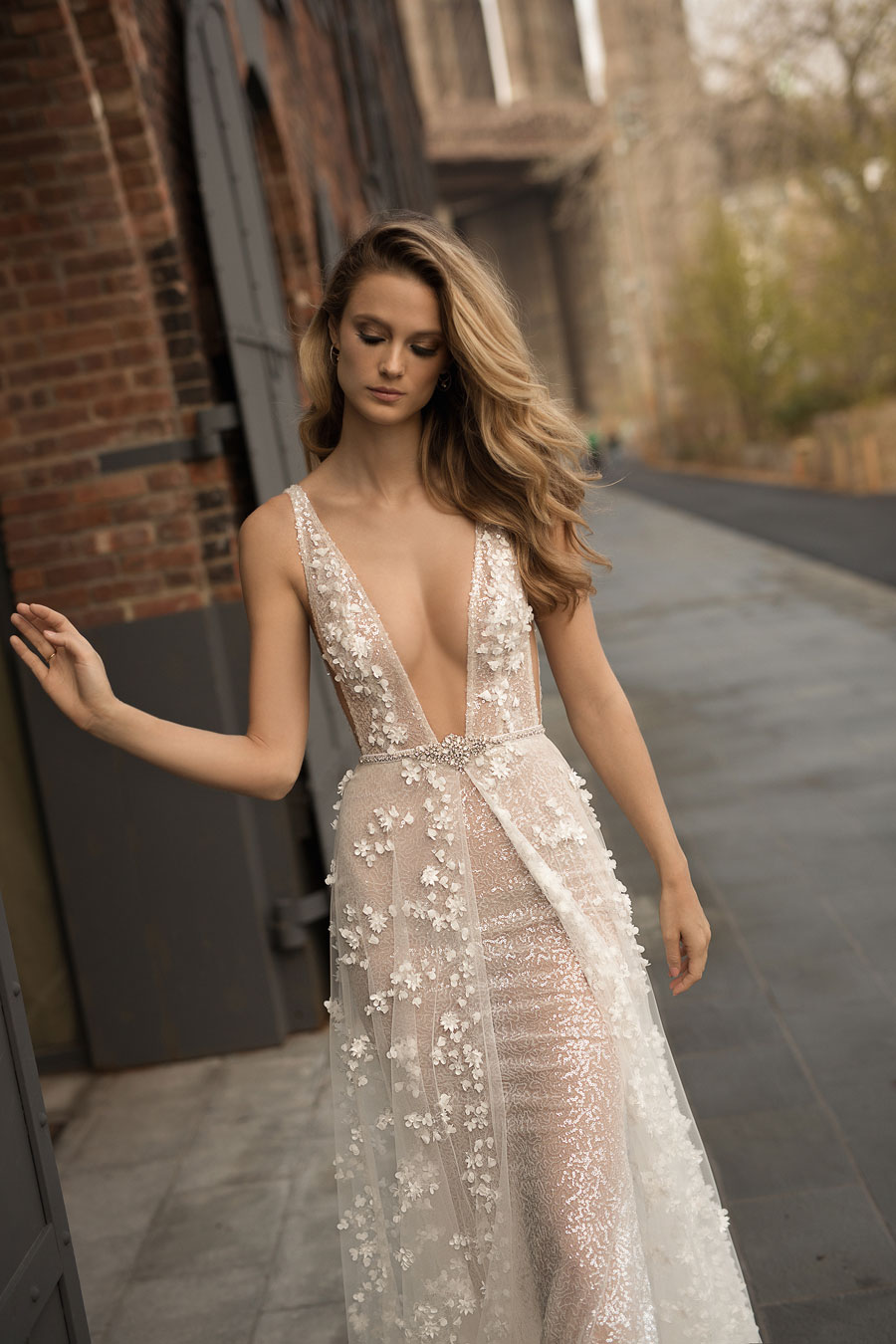 Berta Bridal 2018- The Most In-demand Wedding Dresses In The World!0010