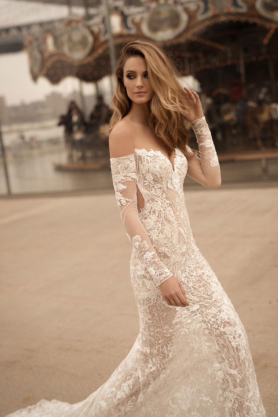 Berta Bridal 2018- The Most In-demand Wedding Dresses In The World!0017