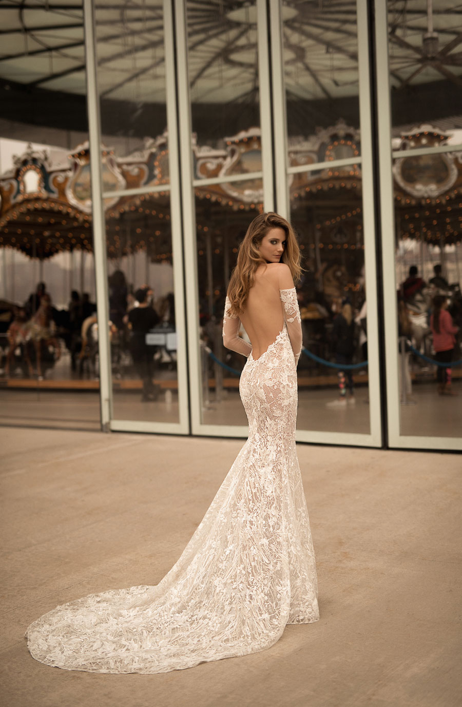 Berta Bridal 2018- The Most In-demand Wedding Dresses In The World!0018