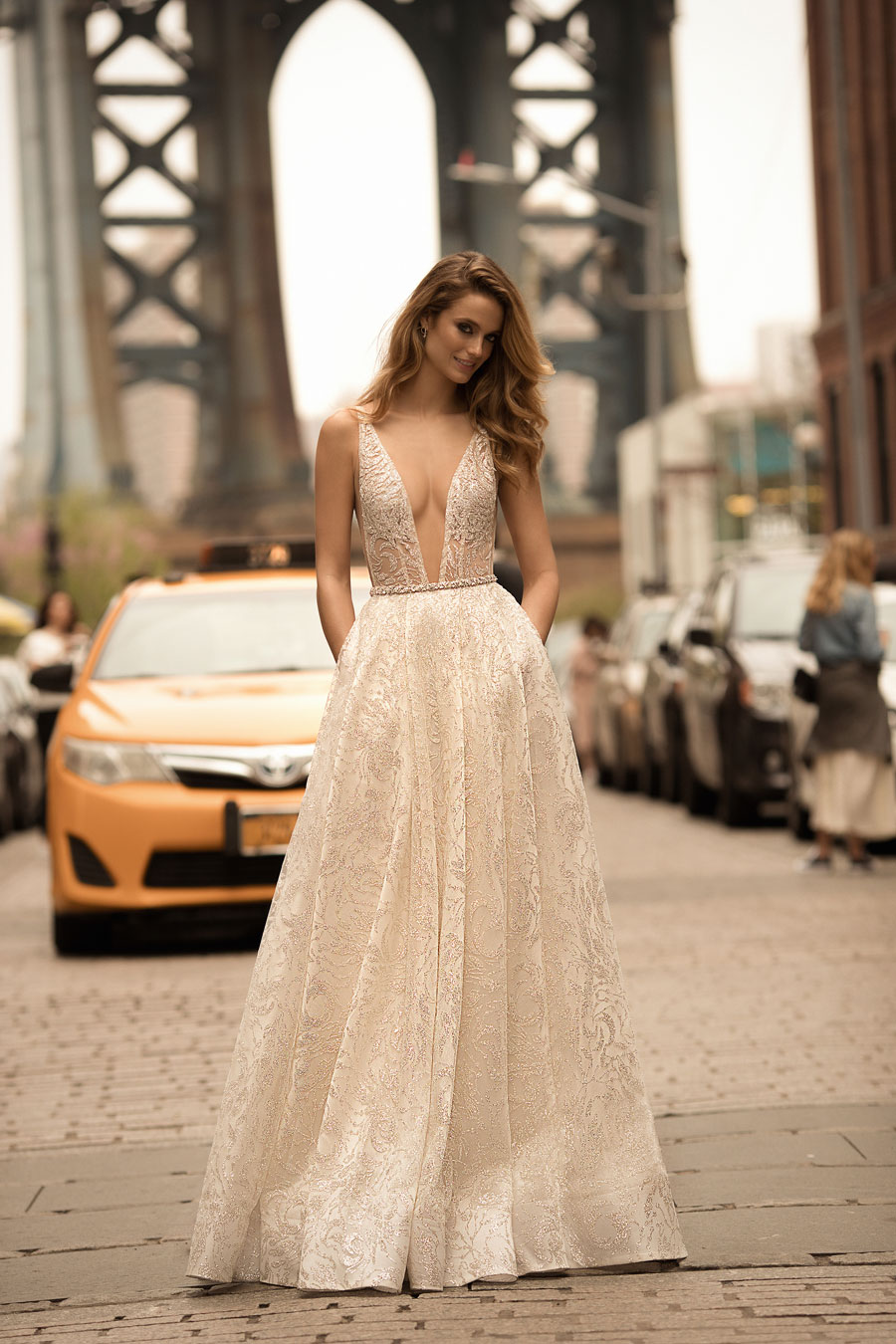 ... While All Designs Are Sophisticated And Detailed, You Can Find Many  Different Variations And Cuts That Can Speak To Very Different Styles Of  Brides.